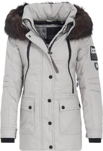 c73e91ead3aa SUPERDRY CANADIAN DOWN SKI PARKA ΓΥΝΑΙΚΕΙΟ ΜΠΟΥΦΑΝ G50001GP-YZC  (YZC CHAMPAGNE)