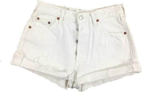 -30% Levis Vintage Jeans Γυναικείο ψηλόμεσο Vintage σορτς Levis λευκό W2630 958151cc582