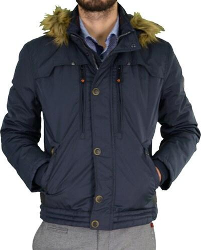Ανδρικό μπουφάν Jacket Inox μπλε κοντό 16535G - Glami.gr 06c8e9cb3c8