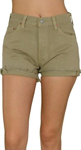 -30% Levis Vintage Jeans Γυναικείο ψηλόμεσο Vintage σορτς Levis μπεζ 5010196 f945a06e985