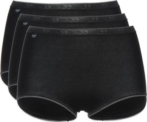 Women sloggi Basic+ Briefs 3 Piece Black - Glami.gr 95c77155d27