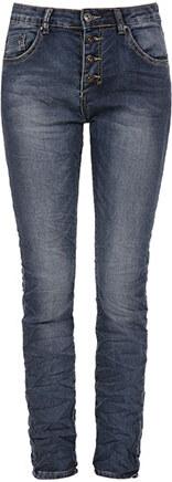 24cd97f9d5d Celestino Ξεβαμμένο boyfriend τζιν παντελόνι με βαμβάκι SD559.1109+1 ...