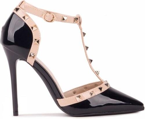 The Fashion Project Γόβες με τρουκς - Μαύρο - 006 - Glami.gr c9731858a4e