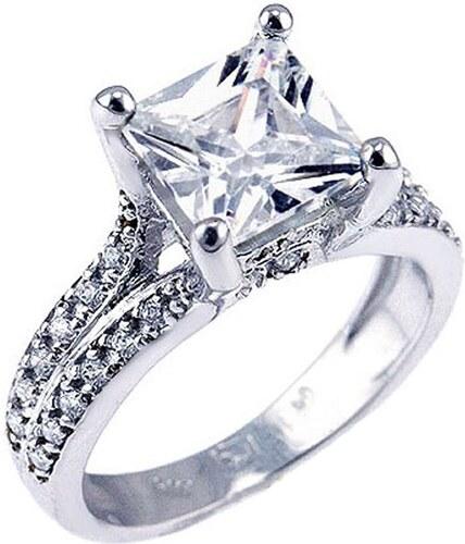 SAVVIDIS Μονόπετρο δαχτυλίδι 14 καράτια Λευκόχρυσο - Glami.gr 7d2768de4fd