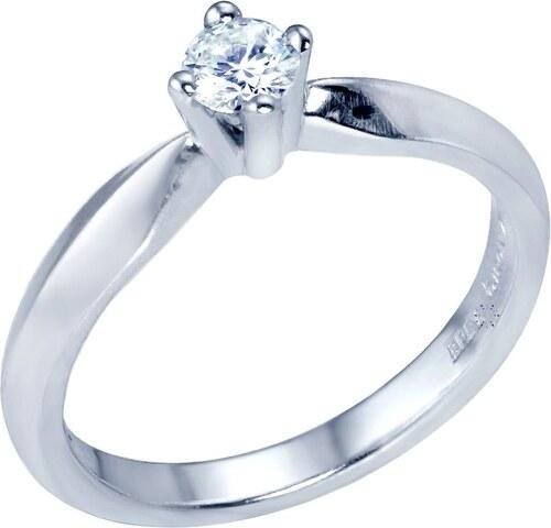 PRECIEUX Μονόπετρο Δαχτυλίδι 18Κ Λευκόχρυσο με Διαμάντι - Glami.gr 1ceebd5f8cc