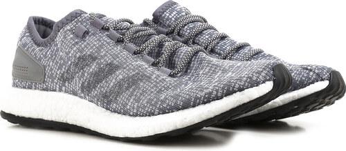 1a46e1f7253 -32% Adidas Αθλητικά Παπούτσια για Άνδρες Σε Έκπτωση, Pureboost, Γκρι Μίξη,  πολυέστερ, 2019