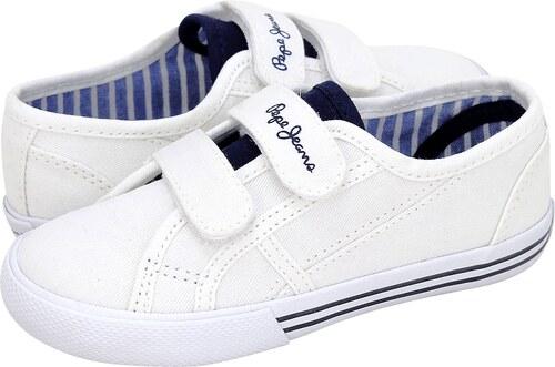 4dc0bbc1552 Casual Παιδικά Παπούτσια Pepe Jeans Baker Basic Boy Kids - Glami.gr