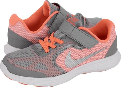 Αθλητικά Παιδικά Παπούτσια Nike Nike Revolution 3 PSV - Glami.gr 6bd356374ef