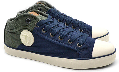 PEPE JEANS ΠΑΠΟΥΤΣΙ PMS30430 INDUSTRY ΜΠΛΕ - Glami.gr e1a98a7ff94