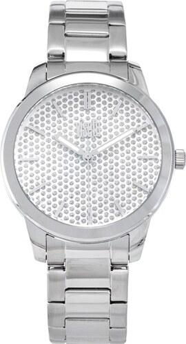 Ρολόι Visetti Deluxe Series με ασημί μπρασελέ PE-970SS - Glami.gr f7792f48c72