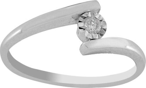 Mertzios.gr Δαχτυλίδι μονόπετρο λευκόχρυσο 18 καράτια με μπριγιάν 0.04ct 3bf8c4e7a02