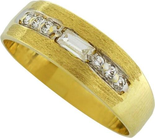 Mertzios.gr Δαχτυλίδι χρυσό 14 καράτια με ζιργκόν - Glami.gr f8d90efa6d6