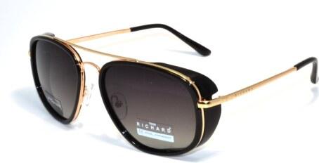 Vintage Γυαλιά ηλίου THOM RICHARD Polarized TR9004-101-PR3 - Glami.gr 3eb943bb6cc