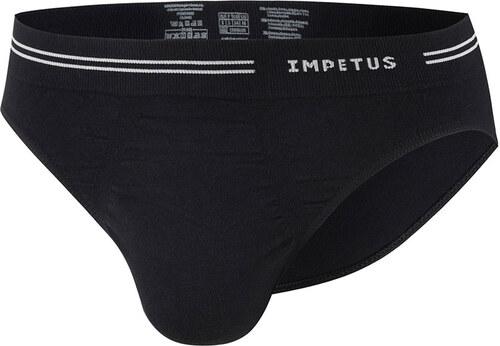 108ab0d7c38 Impetus μαύρο αντρικό σλιπ χωρίς ραφές Cotton Seamless κωδικός ...