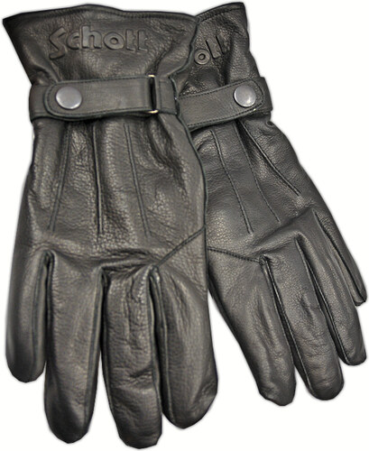 NONE SCHOTT ΓΑΝΤΙΑ LEATHER GLOVES BUFFLE LOGO 3D BLACK - Glami.gr 6d1d37a8e1b