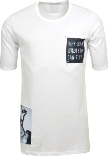 6845258c86ec Ανδρικό T-shirt STEFAN 3525 - Glami.gr