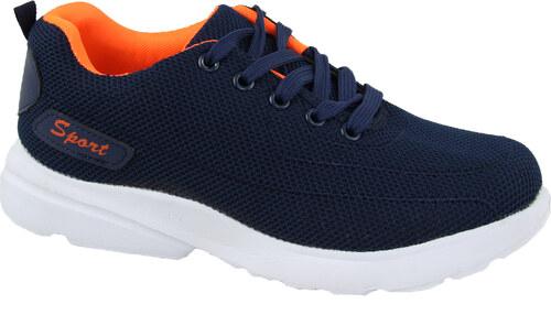d4db4de94a4 Αθλητικά Παπούτσια Μπλε πορτοκαλί S-F8520BL - Glami.gr