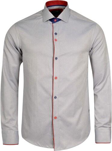 cec30bbdbb4b Ανδρικό πουκάμισο Dash Dot 8034 - Glami.gr