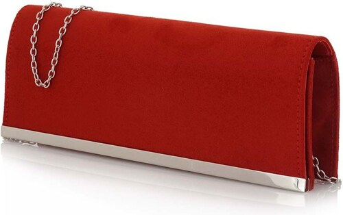 Exe Γυναικεία Τσάντα clutch 61649 Κόκκινο Καστόρι exe 61649 kokkino kastori 2c219fb6284