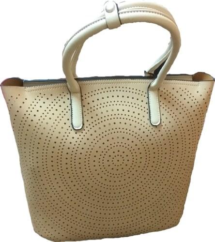 1aa3ab8659 Γυναικεία τσάντα χειρός με διάτρητο σχέδιο - Glami.gr
