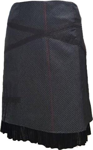 fdd74c340aaf DIVA-XL Φούστα σε τζιν ελαστικό ύφασμα - Glami.gr