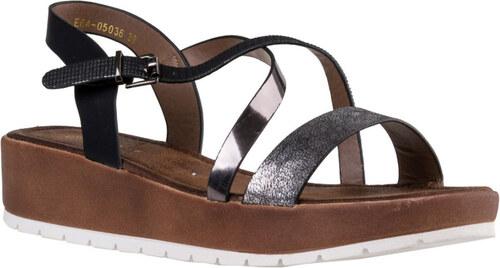 Envie Shoes Γυναικεία Πέδιλα E64-05036 Μαύρο 403205 - Glami.gr b73ab2e42d2