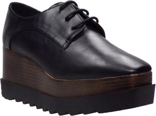 Exe Γυναικεία Παπούτσια oxfords LUISA-999 Μαύρο 400390 - Glami.gr fb9b6b5f000