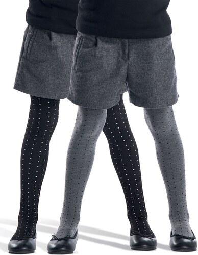 Καλσόν Παιδικό Franzoni DILETTEVOLE 80 Den - Διπλής Όψης - Dots Πουά Σχέδιο  - Πολύ Απαλό - Ελαστική Microfibra 20ac6666710