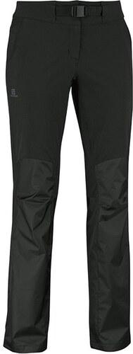 -11% Γυναικείο παντελόνι πεζοπορίας αντιανεμικό Salomon Field Pant W Black  Μαύρο Salomon 141ae590a9a