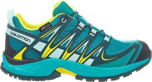 5616be6b40a Αδιάβροχα παιδικά αθλητικά παπούτσια Salomon Xa Pro 3D CSWP K Deep ...