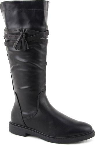 b27a81c6a52 Γυναικείες Μπότες Μαύρες - La Coquette - Glami.gr