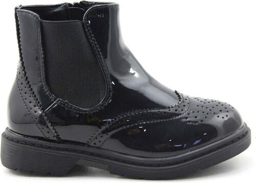 eshoes.gr Παιδικά Μποτάκια Μαύρα - Via gulia - Glami.gr f256c316ada