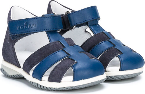 Hogan Kids touch-strap sandals - Blue - Glami.gr 44cd8e806e5