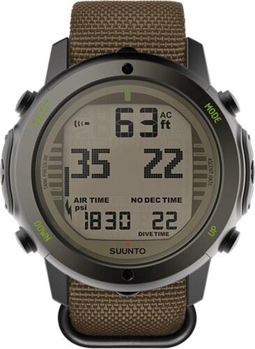 Ρολόι καταδυτικό Suunto D6i novo zulu με γκρι υφασμάτινο λουράκι SS022616000 9aeafcef67f