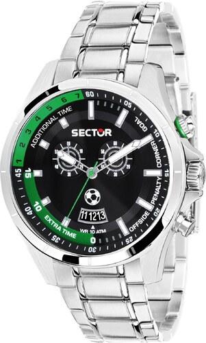 Ρολόι Sector Master Soccer με ασημί μπρασελέ R3253505001 - Glami.gr 8e3d47a8913
