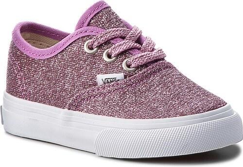 Πάνινα παπούτσια VANS - Authentic VN0A38E7U3U (Lurex Glitter) Pink True a16c303a841