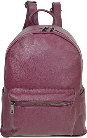 f5ecff2eee Δερμάτινη τσάντα πλάτης FOREST 8025 - Glami.gr