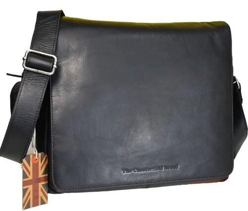d1bcc344c3 Δερμάτινη επαγγελματική τσάντα CHESTERFIELD C48.042600 - Glami.gr