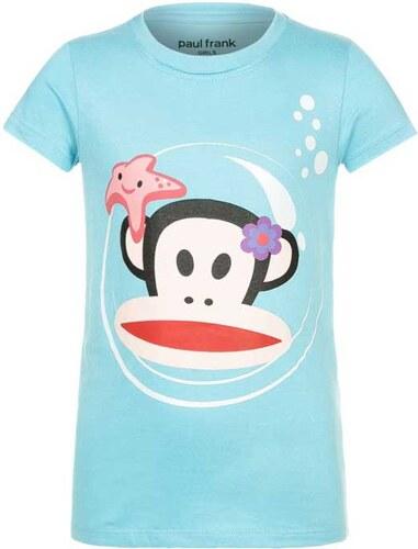 Paul Frank T-shirt bubble σε μπλε τοπάζι για κορίτσι - Glami.gr 7601b70c67d