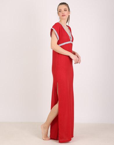 733507aa8f79 e-xclusive Μάξι φόρεμα καφτάνι - Glami.gr