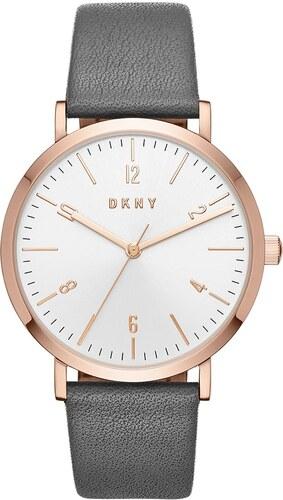 Ρολόι DKNY - Minetta NY2652 Gray Rose Gold - Glami.gr dc0d6ebeee7