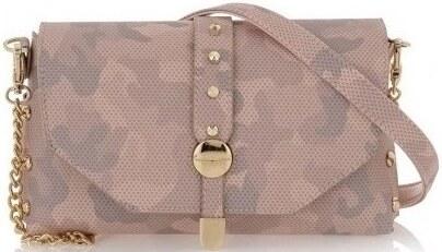 Τσάντα χιαστι veta ροζ (Elizabeth George e201fb90281