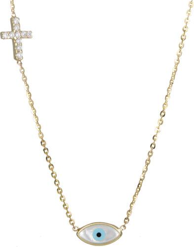 Χρυσά κοσμήματα online 015504 Χρυσός 9 Καράτια - Glami.gr 5ea7dcaaa04