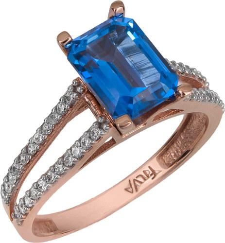 Ροζ gold δαχτυλίδι swarovski Κ14 025757 025757 Χρυσός 14 Καράτια ... c1c2d50c91a