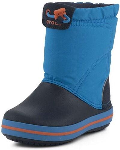 8d7853f47f2 Crocband LodgePoint Boot K Crocs (203509 Blue) - Glami.gr