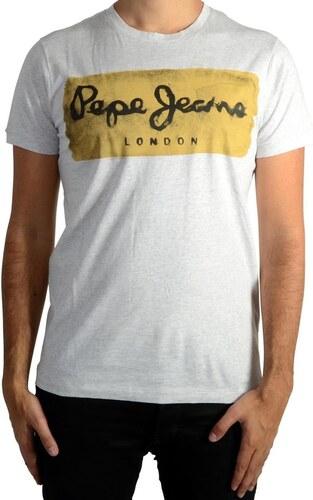 1ca65003389a PEPE JEANS Κοντομάνικη μπλούζα με στάμπα - Glami.gr