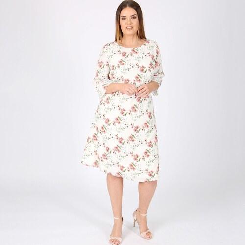 KOKO BY KOKO Μίντι φόρεμα με μανίκια 3 4 - Glami.gr 66f109583a2