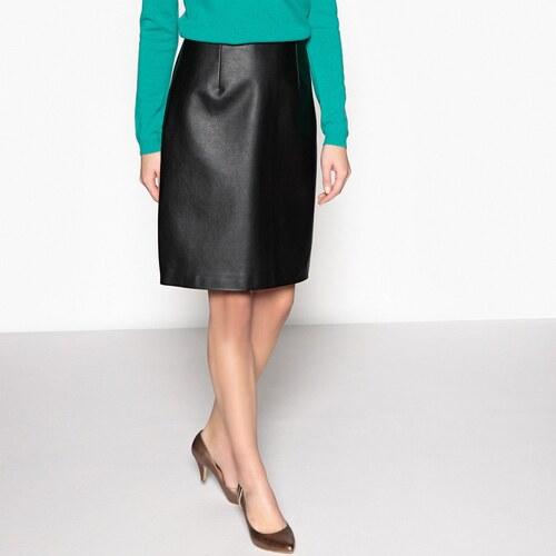 85002606bfbf ANNE WEYBURN Φούστα σε απομίμηση δέρματος - Glami.gr