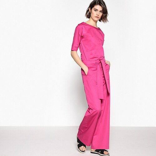 LA REDOUTE COLLECTIONS Ολόσωμη φόρμα με φαρδιά μπατζάκια - Glami.gr 2ae86683aa8