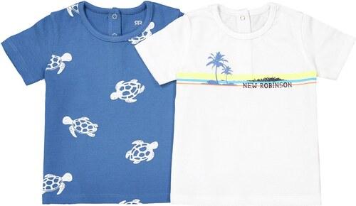 f977407dd958 R MINI Σετ με 2 κοντομάνικα μπλουζάκια